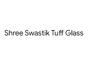 Shree Swastik Tuff Glass