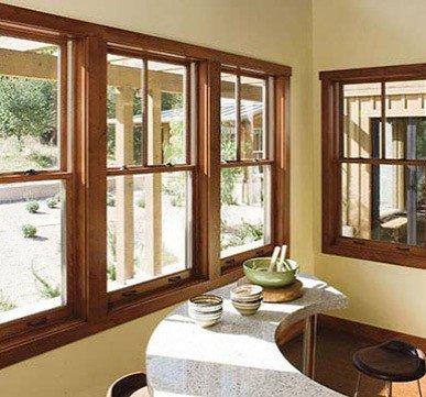 best modern wooden window design ideas