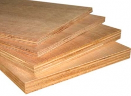 BWR Grade Plywood by Durian