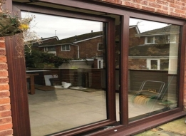 uPVC Tilt & Slide Doors by Alpha windows