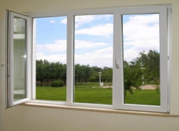 uPVC Casement Doors by Alpha windows