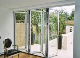 uPVC Slide & Fold Doors by Alpha windows