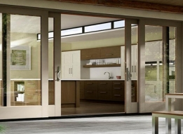 uPVC Sliding Doors by Alpha windows