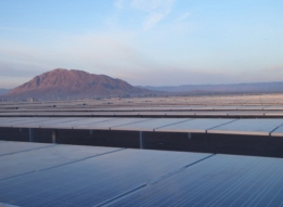 Solar Power Plant by Yingli Solar
