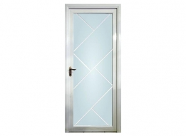 uPVC Casement Door by Sudhakar uPVC Window & Door