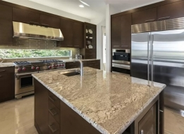 Island Modular Kitchen by DECOSPAA INTERIORS LLP