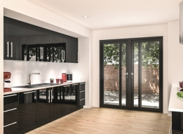 Kitchen Doors by DECOSPAA INTERIORS LLP