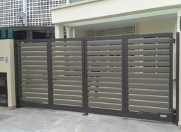 Main Gates by Chytanya Interiors