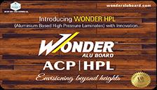 Wonder Acp Hpl