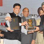 USHA International bags National Energy Conservation Award 2015