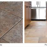 Ceramic Tile vs. Porcelain tile?