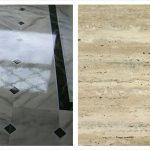 Marble vs. Travertine Flooring
