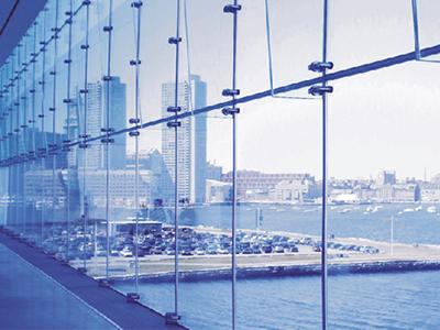 Spider Glazing System Specification Amp Installation
