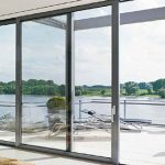 What are Lift and Slide Doors?
