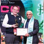 Lingel Bestowed with three Esteemed Awards in 2016- 2017