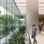 First Apple Flagship opens up in Singapore designed by Foster+Partners