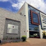 A Platinum rating for this building in Coimbatore