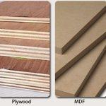 Engineered Wood vs Plywood vs MDF vs HDF