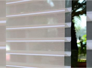 Triple Shade Window Blinds by Pride International