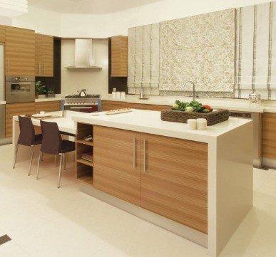 Laminated Kitchen Cabinet