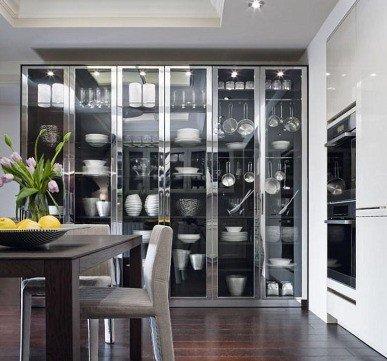 Stunning tall cupboard