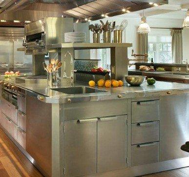 Ravishing stainless steel cupboards