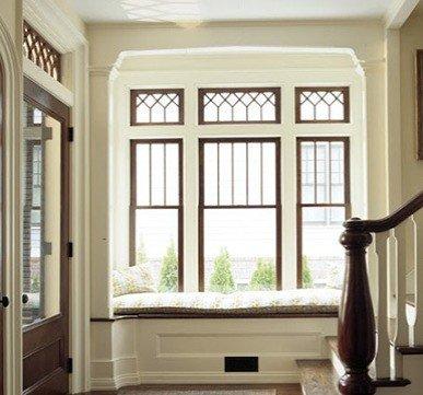 latest wooden window designs