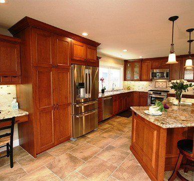 Traditional Cabinetry Design