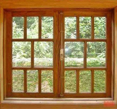 Modern Wooden Window Designs/pictures with Glass for ...