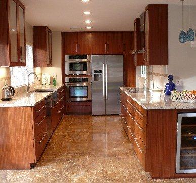 Oak Cabinets Designs