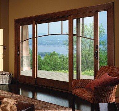 wooden window grill design
