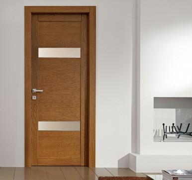 safety flush door