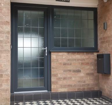 Door Window Design