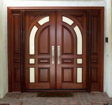 17 Double Door Designs For House Main Doors In India Kerala Style