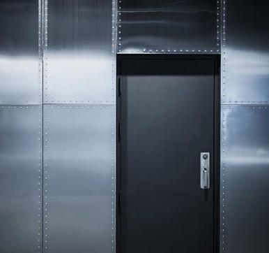 Solid Core Steel Doors