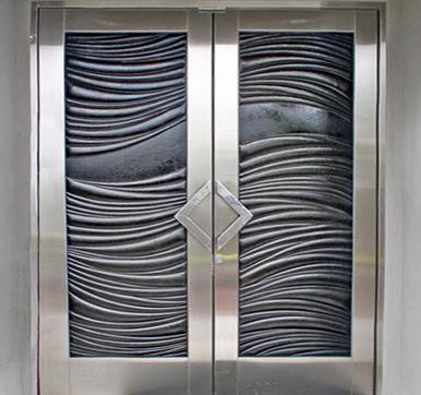 17 Double Door Designs For House Main Doors In India