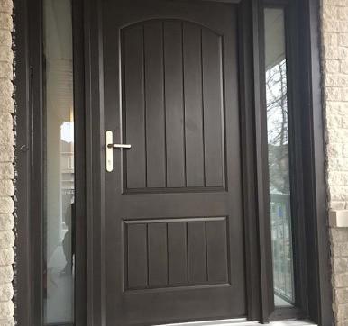 Steel Doors Design Options