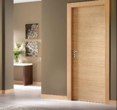 home flush door
