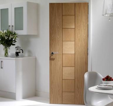 wooden main flush door
