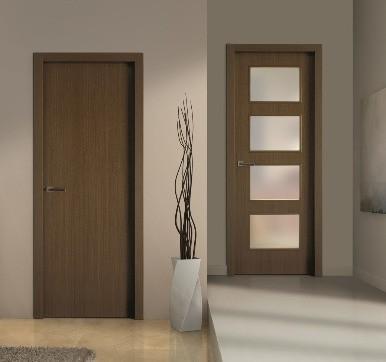 double flush door
