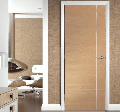 kitchen flush door