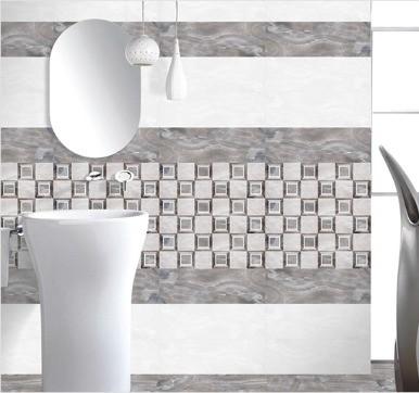 attractive bathroom tiles design