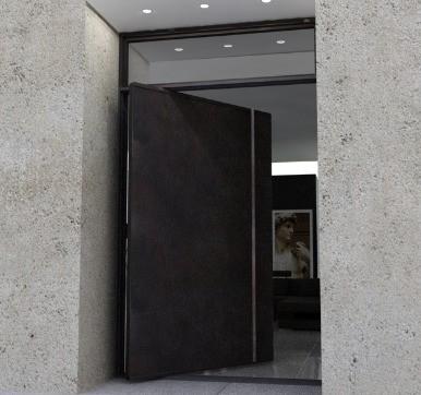 High strength Steel Doors