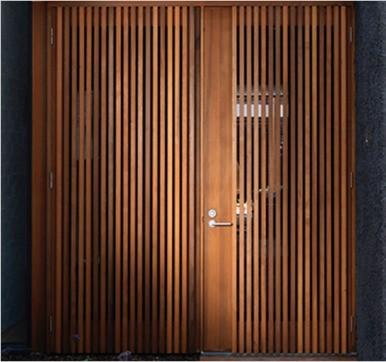 house main door