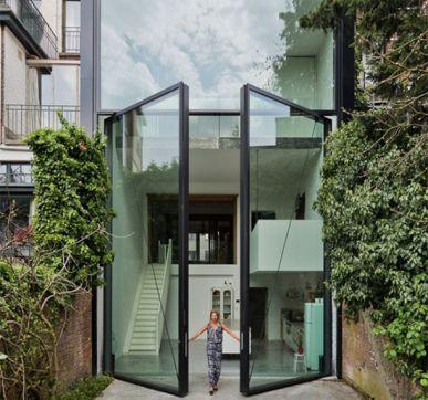 office front door design