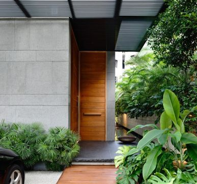 single wooden door for homes