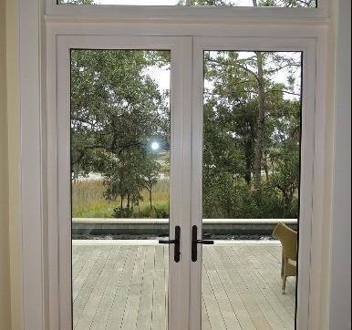 Glass Casement Door for Modular Kitchen