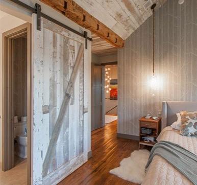 barn sliding door design