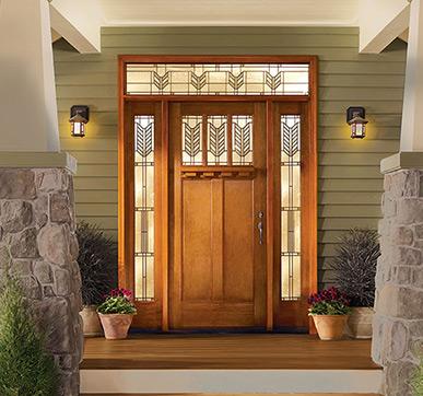Fancy main door design