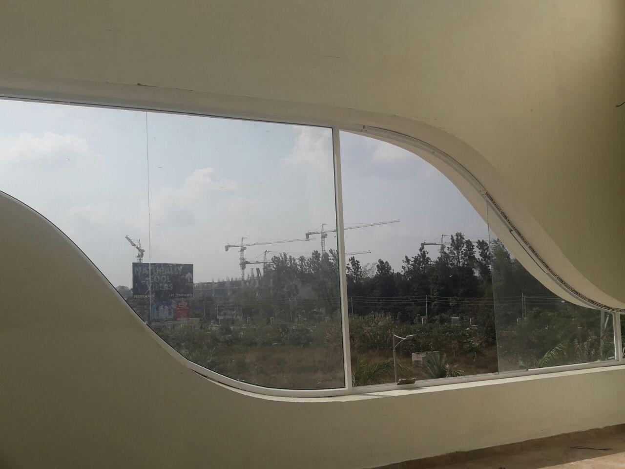 upvc  fixed arch  windows